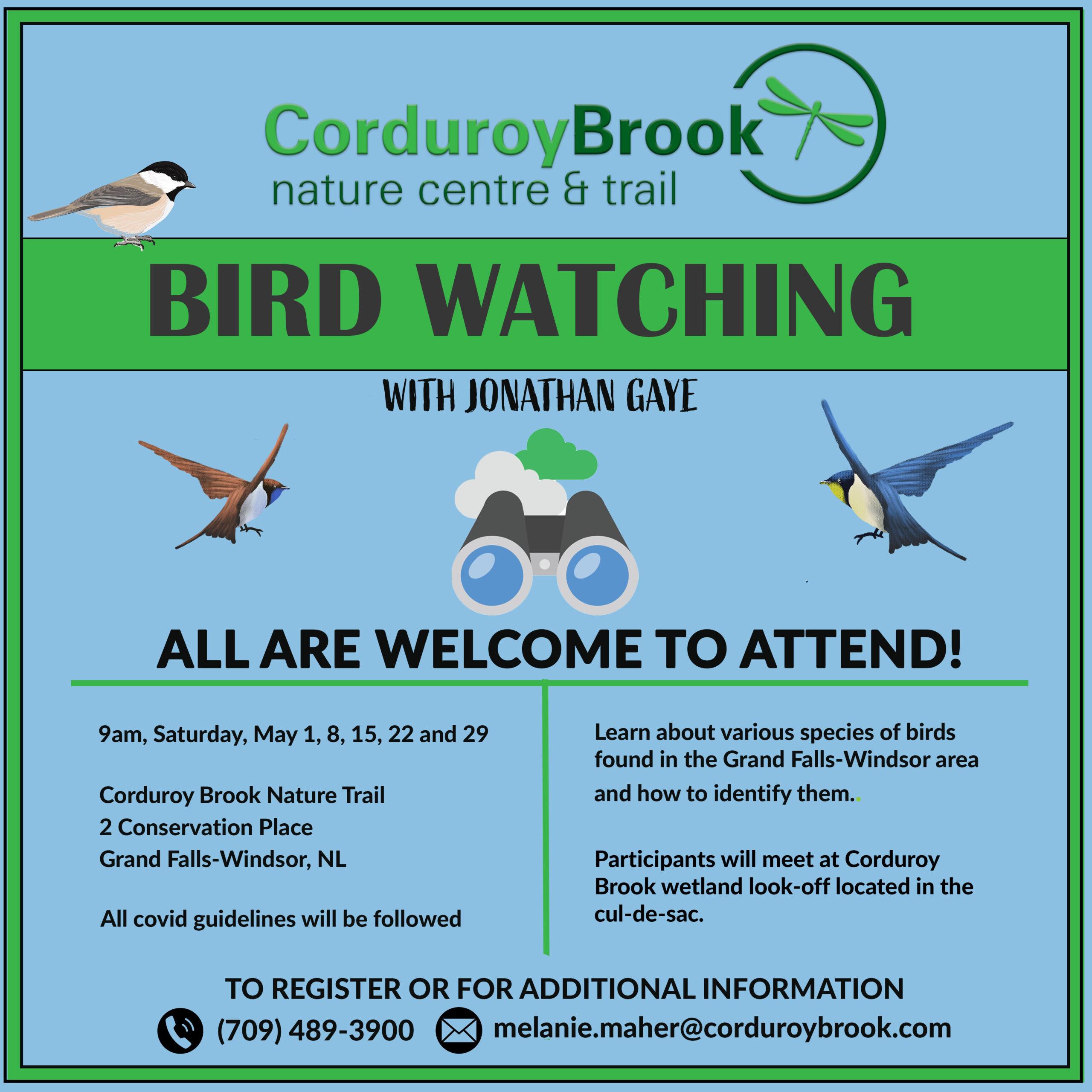 Bird Watching Group 2021